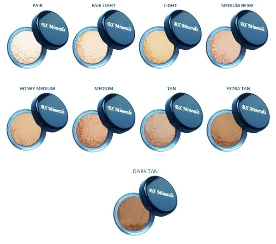 BX Minerals Foundations